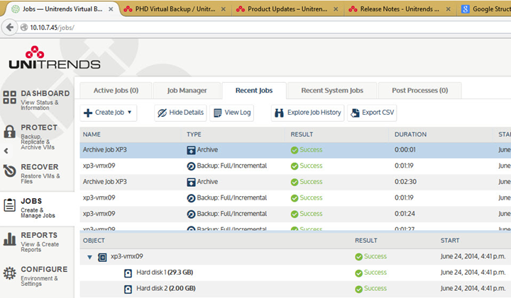 Top 5 Backup Software For Vmware Infrastructure Part 2