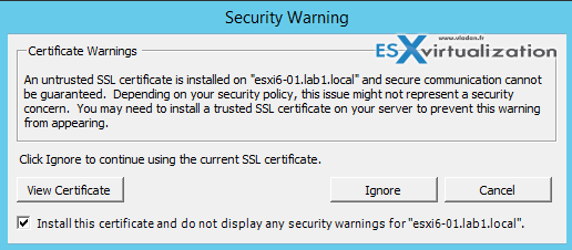 How to install VCSA 6.0