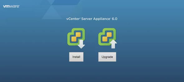 VCSA Upgrade possible from 5.1 or 5.5 version
