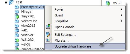 ESXi - How to run nested Hyper-V