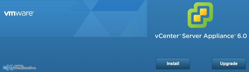 VCSA 5.5 upgrade to VCSA 6.0