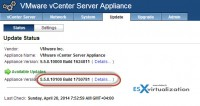 vCenter Server 5.5 U1a released fixing Hearbleed bug
