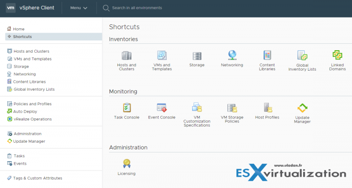 What is The Difference between VMware vSphere, ESXi and