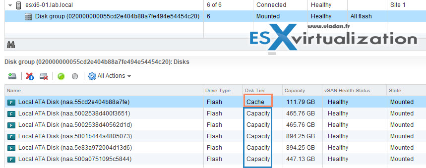 VMware vSAN Pass-Through vs RAID0 Storage Controller | ESX