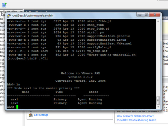 VMware vSphere troubleshooting training high availability