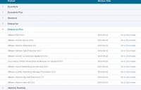 vSphere5.5 download available -VMware vCloud Suite 5.5, ESXi 5.5