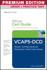 VCAP5-DCD Official Cert Guide, Premium Edition eBook and Practice Test