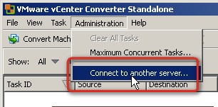 vcenter converter0 How to P2V linux into VMware ESX Server