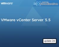 vCenter server 5.5 update 2d