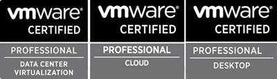 VCP Certifications