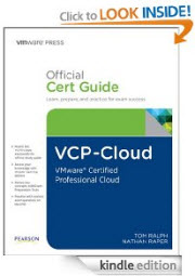 VCP-Cloud Official Cert Guide Kindle Edition