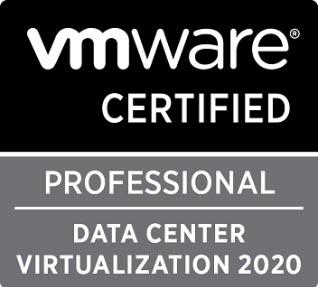 VCP-DCV 2020
