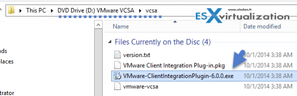 How to deploy VCSA 6.0