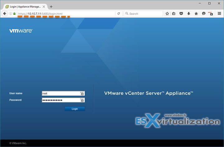 VMware VCSA - 3 ways to activate SSH
