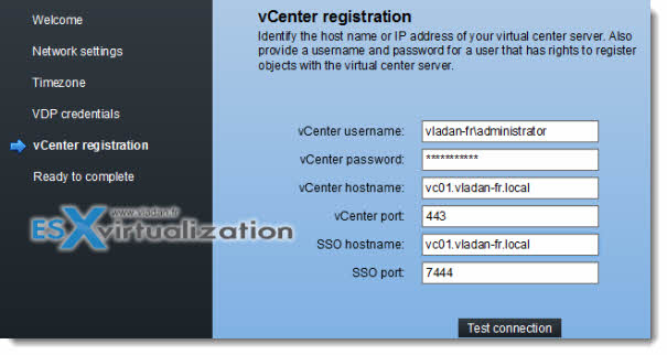 vdp14 vSphere Data Protection (VDP)   install, configure, manage