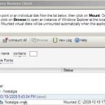 Wish list of features for VMware Data Recovery