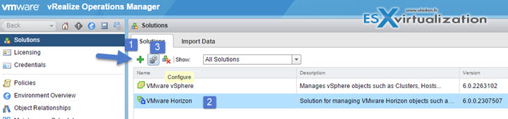 VCP6-DTM Objective 1 6 - Install, Configure and Manage vRealize
