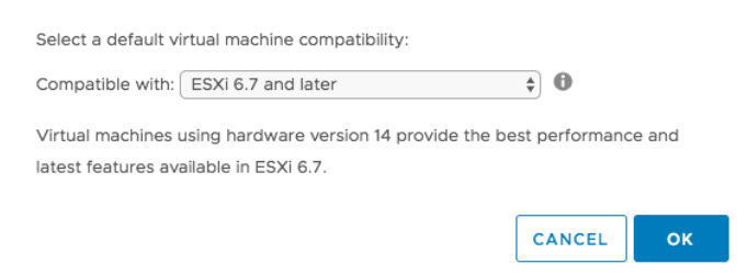 What is VMware Per-VM EVC? | ESX Virtualization