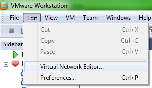 New Virtual Network Editor in VMware Workstation 7 | ESX