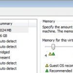 How to run vSphere in a 4 GB memory Laptop