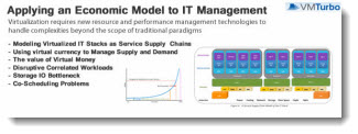 Applying an Economic Model to IT Management