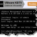 Nice video showing VMA – The vSphere Management Assistant (vMA)