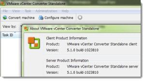 Vcenter Converter Standalone 5.1