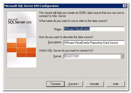 Upgrade vCenter from SQL express edition to SQL might happens sooner