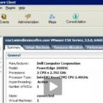 Step by step video how to install VM inside Virtual Infrastructure