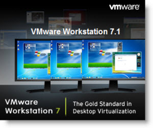 VMware Workstation 7.1