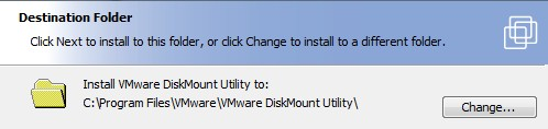 Mounting VMDK disks directly to your windows box - how to