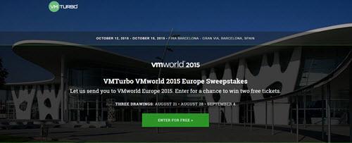 VMworld Barcelona
