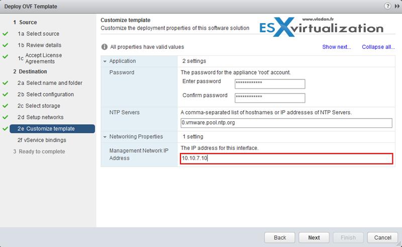 vSphere Replication - Install configure