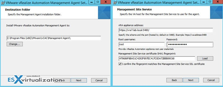 vRealize Automation 7 Simple Install