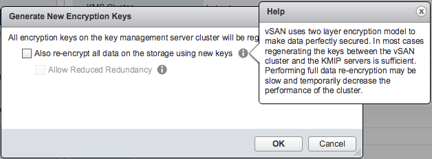 VMware vSAN Encryption