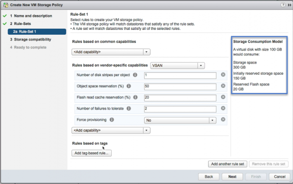 VMware VSAN 6.0 improvements