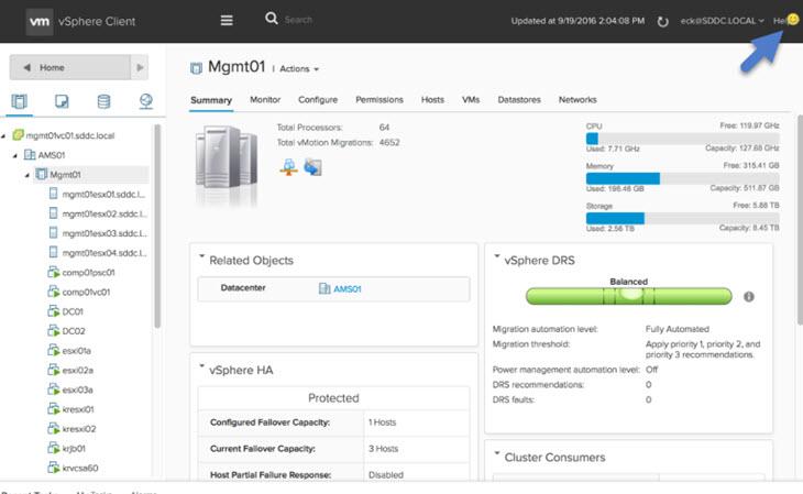 download vsphere client for windows