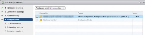 How to Create VMware vSphere High Availability (HA) cluster