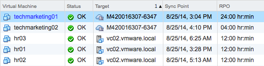 vSphere Replication 5 8 Featuring Cloud Replication | ESX Virtualization