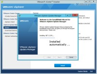 how to install vsphere update manager 6