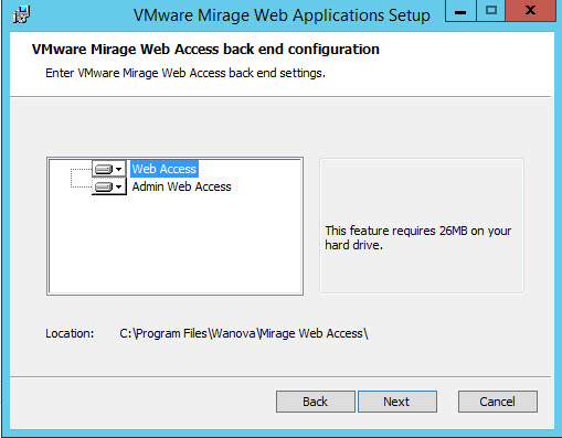 VCP6-DTM Objective 5.1 – Install and Configure VMware Mirage Components