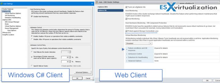 Windows C# client vs Web Client
