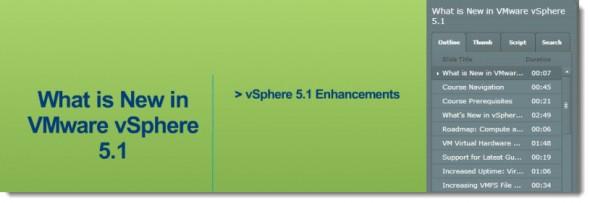 VMware vSphere - What's New [V 5.1]