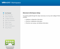 How to install Horizon Workspace Portal