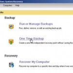 How-to use Symantec BESR to V2P your VM – Part 1