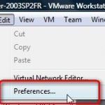 Easy way to change default location for your VMs in VMware Workstation